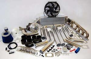 Image Is Loading Bmw M52 S50 E36 Custom Turbocharger Turbo Kit