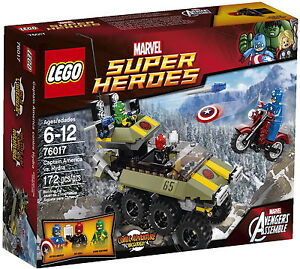 LEGO-76017-Super-Heroes-MARVEL-AVENGERS-Captain-America-vs-Hydra-Set