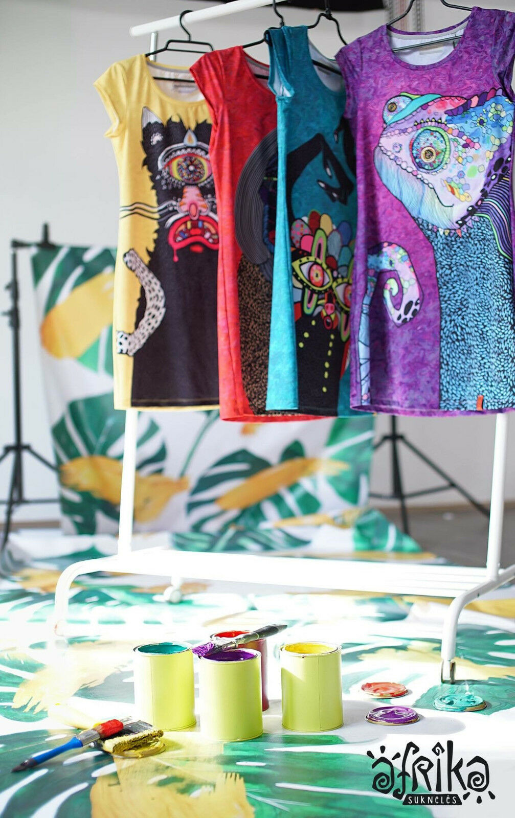 New Farbeful and unique Africa dresses S M