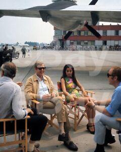 The-Italian-Job-1969-Michael-Caine-Bianca-Jagger-10x8-Photo