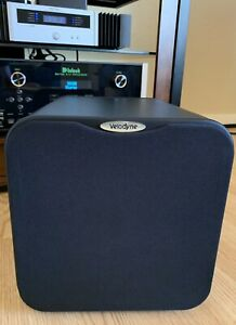 "Velodyne MiniVee 8"" 2000W Compact Powered Subwoofer"