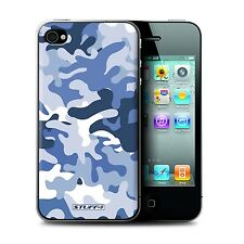 STUFF4 Phone Case for Apple iPhone Smartphone/Camouflage Army Navy/Cover