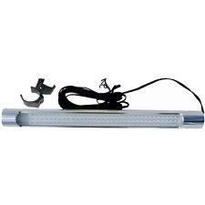 "Taco Marine 20""inch T-Top LED Tube Light White/Blue Boat Lights Aluminum Housing"