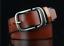 Classic Men/'s Leather Belt Casual Pin Buckle Waist Belt Waistband Belts Strap