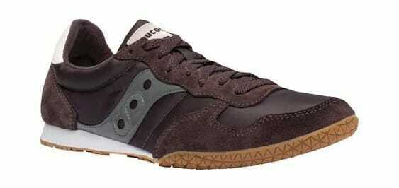 Men's Saucony Originals Bullet Sneaker Coffee Gum