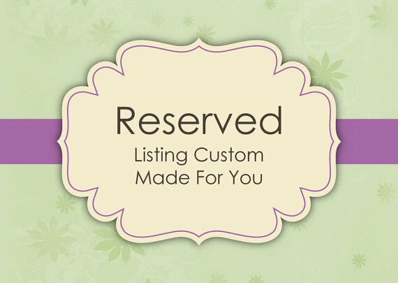 Reserved for S Customer Listing