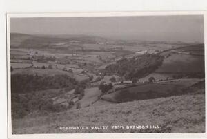 Somerset Roadwater Valley from Brendon Hill RP Postcard B160 - Malvern, United Kingdom - Somerset Roadwater Valley from Brendon Hill RP Postcard B160 - Malvern, United Kingdom