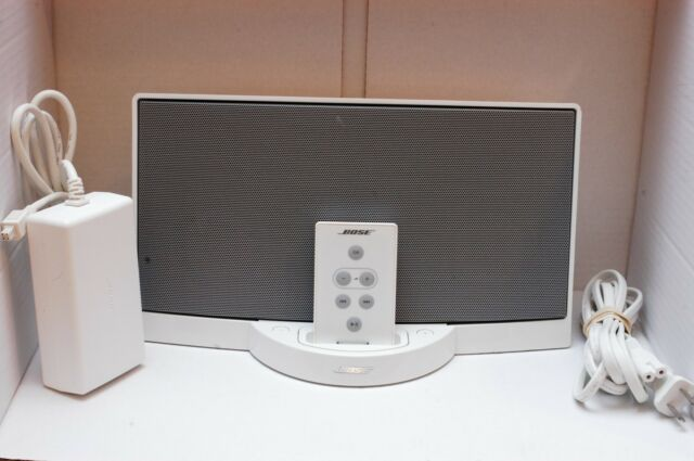 Bose SoundDock 2004 Series With Remote And Power Cable