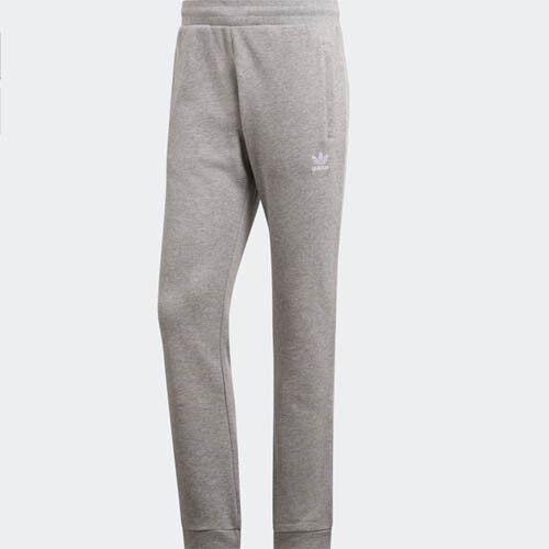 Adidas DV1540 Men originals Trefoil long pants grey