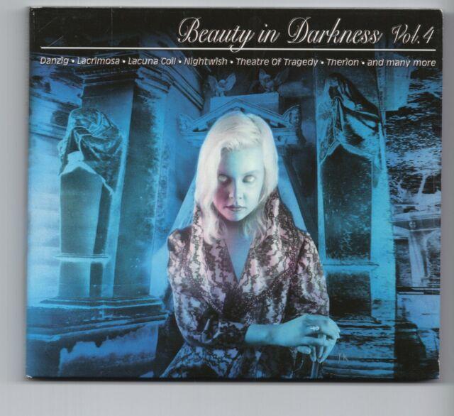 (JO774) Beauty In Darkness Vol 4, 16 tracks various artists - 2000 CD