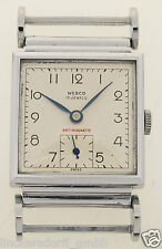 WEBCO ART DECO ARMBANDUHR - 1930er / 1940er JAHRE - NEW OLD STOCK UNGETRAGEN
