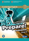Cambridge English Prepare! Level 2 Workbook with Audio by Garan Holcombe (Mixed media product, 2015)
