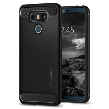 Spigen Rugged Armor LG G6 Case / Plus With Resilient Shock Absorption and