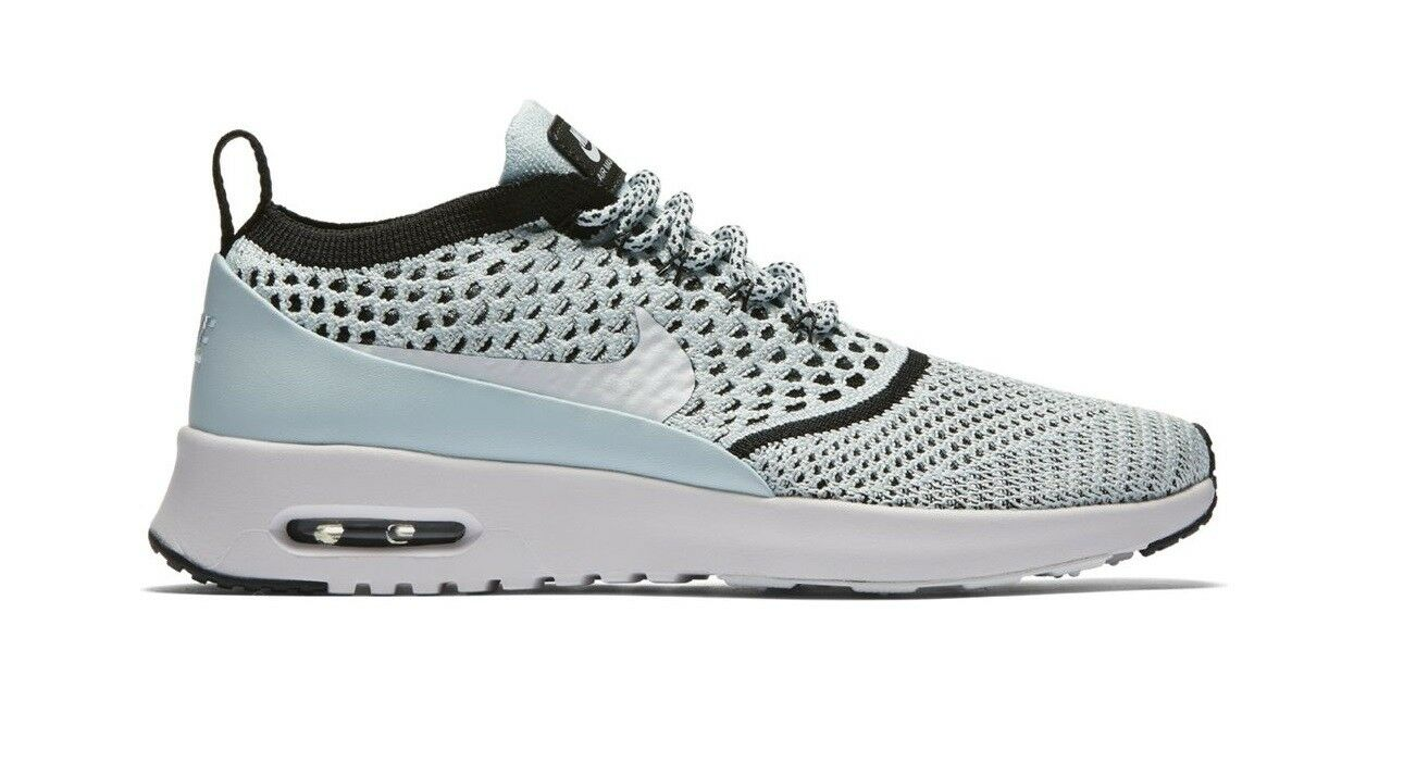 Nike Air Max Thea Ultra FK Flyknit Women 881175-400 Glacier bluee Turquoise OG