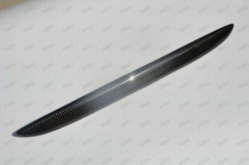 Carbon Fiber Rear Trunk Hatch Handle Decor Cover for 02-05 Mini Cooper S R53