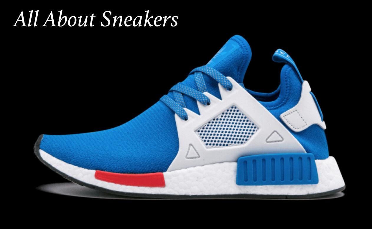 Adidas NMD XR1 blueebird EU Exclusive Trainers  CG3092 Limited Stock YOGI