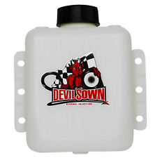 WATER METHANOL ALCOHOL INJECTION 3 QUARTS TANK DEVILSOWN BRAND NEW
