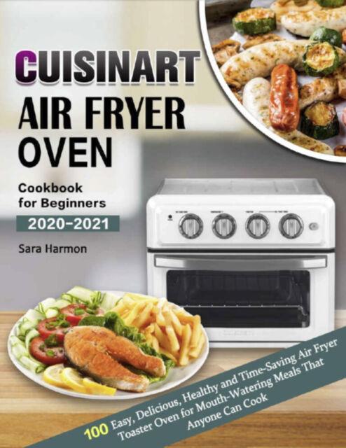Breville Smart Air Fryer Oven Cookbook 2020 English