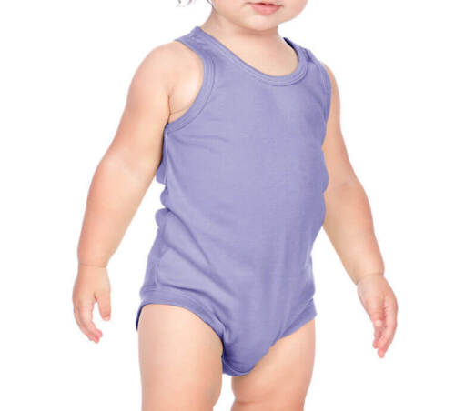 Kavio Unisex Infants Scoop Neck Tank Bodysuit