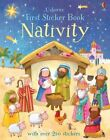 First Sticker Book Nativity by Felicity Brooks (Paperback, 2016)
