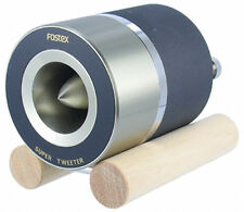2 x T90A Fostex Paar High End Super Horn Tweeter Hochtöner Alnico Magnet Pair.