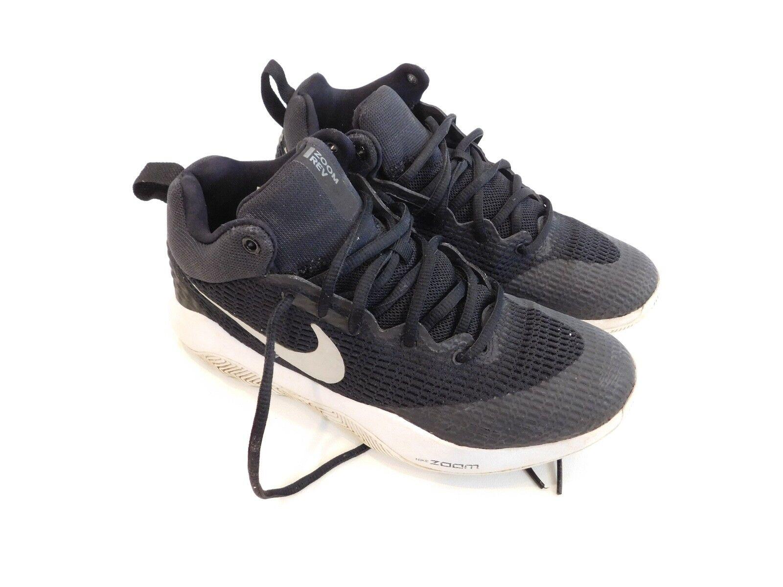 Nike zoom riv tbc mens mens mens basket 8 (le donne scarpe numero 9,5) bianco nero | Il Prezzo Ragionevole  9fd0b5