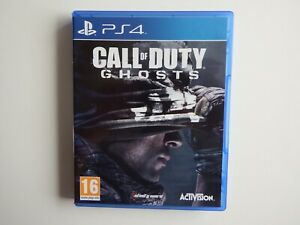 Call-of-Duty-Ghosts-on-PS4-in-MINT-Condition