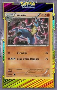 Carte Pokemon Neuve Française Méios Reverse 34//124 XY10:Impact des Destins