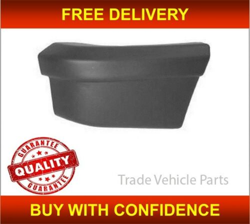 Talbot Express 1990-1994 Front Bumper End Corner Black Passenger Side UK Seller