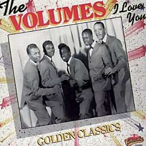 The-Volumes-I-Love-You-Golden-Classics-NEW-CD