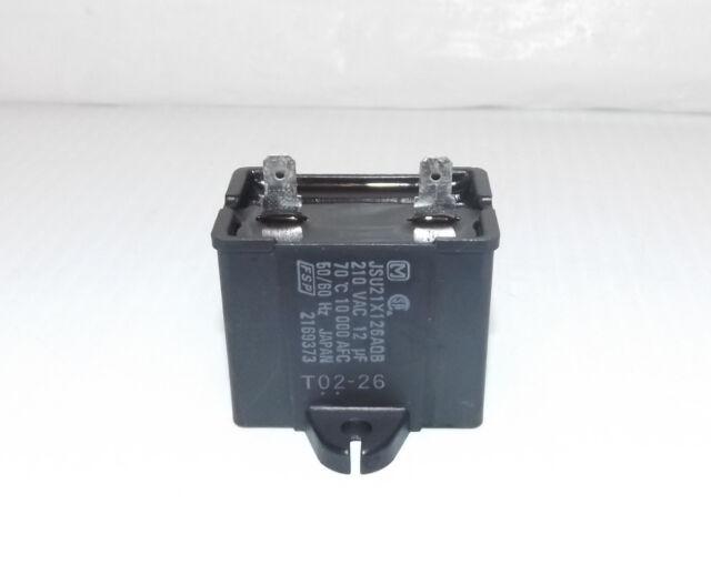 Compressor Run Capacitor Wpw10662129