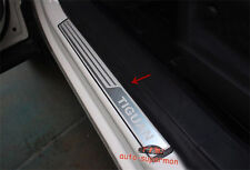Door sill scuff plate For vw Tiguan 2009 2010 2011 2012 2013 2014