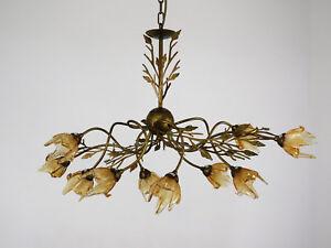 Lampadario Rustico Sospensione : Lampadario sospensione classico rustico country luci oro