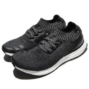 bf28999e2 adidas UltraBOOST Uncaged W Carbon Black Grey Women Running Shoes ...
