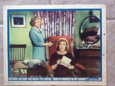 Bette Davis versus Bette Davis Dead Ringer aka Who Is Buried In My Grave 1964