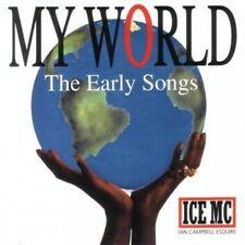 Ice MC My world-The early songs (1995) [CD]