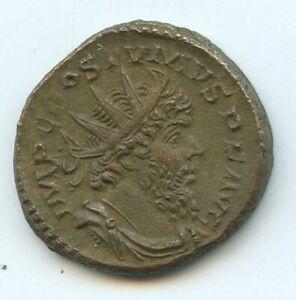 Postume-260-269-Antoninien-Treves-Rv-PAX-AVG