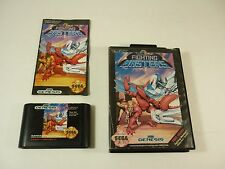 FIGHTING MASTERS - Sega Genesis - COMPLETE Game - TESTED - !!!