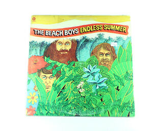 THE-BEACH-BOYS-Endless-Summer-12-034-2xLP-Vinyl-Capitol-Records-1974-Rock