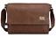 Sling-Shoulder-messenger-bag-Leather-Men-Briefcase-14-inch-laptop-case thumbnail 12
