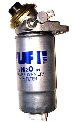 Fuel Filter Head Ford New Holland 7740 8240 6610 7810 7840 5640 8340 W/  Filter   eBayeBay