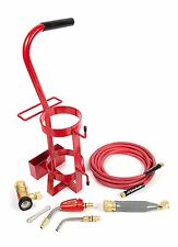 Turbotorch Tdlx2003mc Air Acetylene Carrier Kit Swirl Without Tank 0426 0011