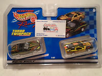 Tyco96774 Turbo Twinpack Viper And Corvette In Sealed Package