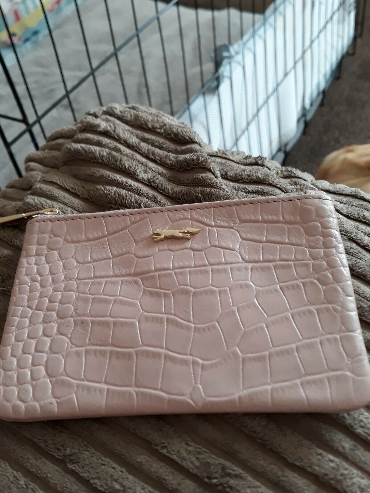 Leather Purse By Paul Costello 6x4