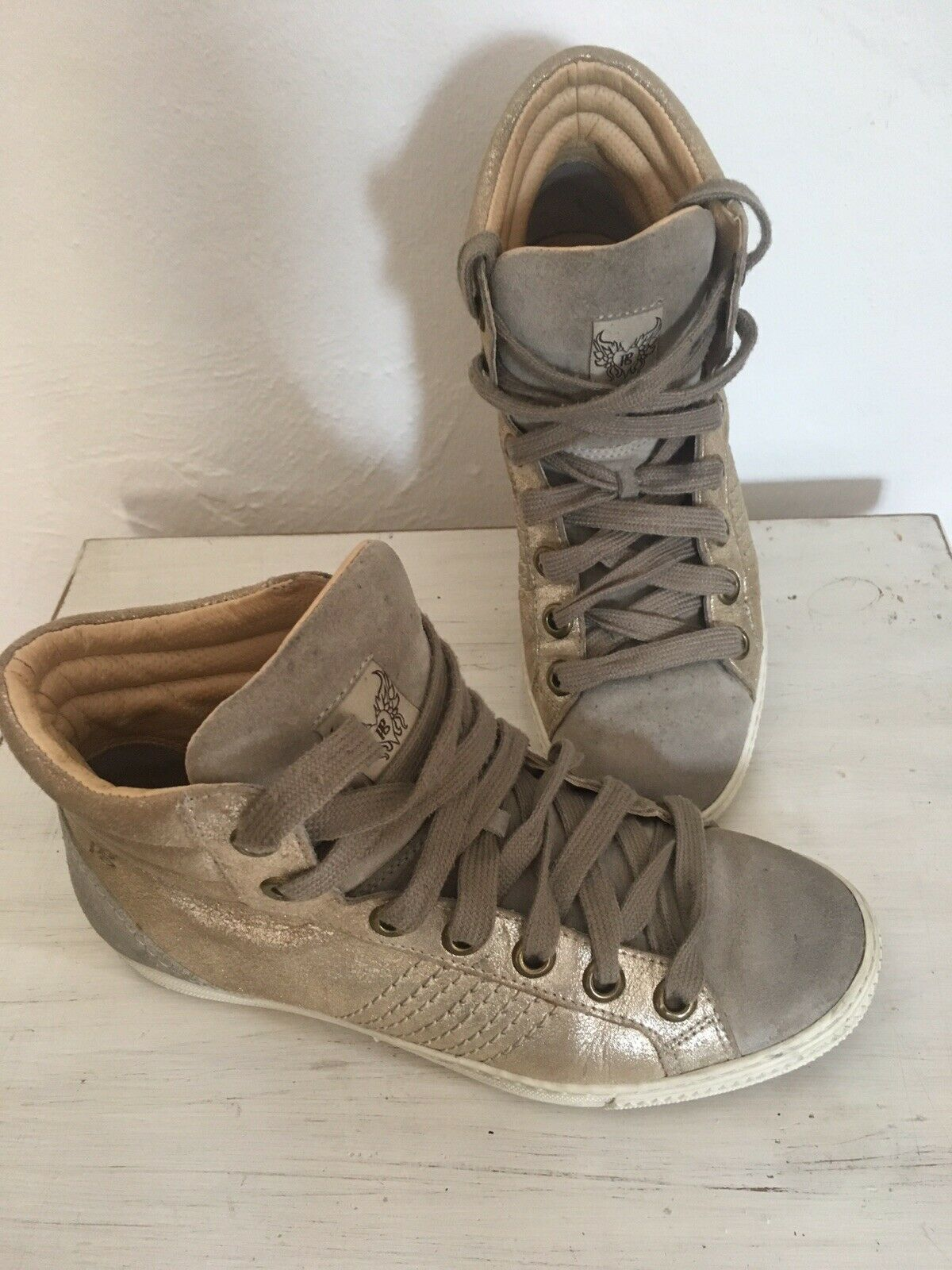 Tamaris Damen Sandalette High Heels 28311-26 Gold Reptilienoptik elegant