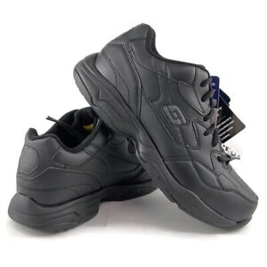 Skechers Work WIDE Women Slip Resistant Shoes Memory Foam Comfort Casual 76555EW