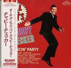 CHUBBY-CHECKER-ALL-THE-HITS-BY-CHUBBY-CHECKER-JAPAN-MINI-LP-CD-C94