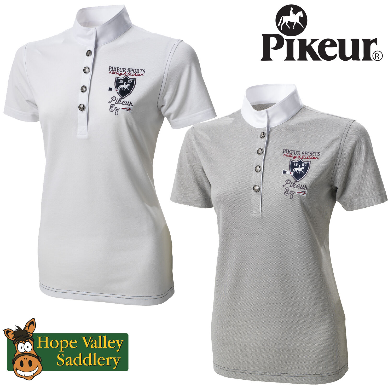 Pikeur Ladies Compeition Shirt (498) BNWT