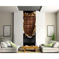 Papier Peint Lé Unique Chocolat 2083