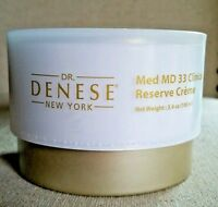 Denese Med Md 33 Clinical Reserve Creme Full Size 3.4oz Always Authentic